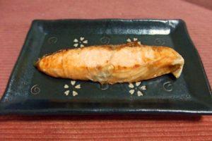 塩麹の焼き魚