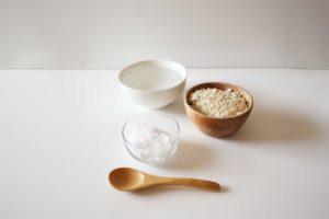 塩麹を作る道具